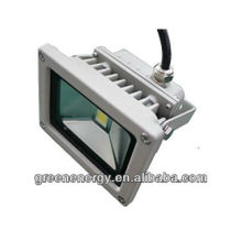 Reflector al aire libre de la luz de inundación IP65 de la MAZORCA 10W LED del proveedor de China con el archivo de IES, aprobación de TUV GS
