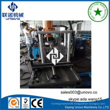 solar frame bracket strut channel rollform machine