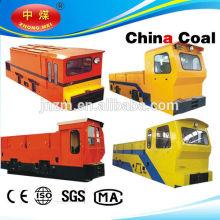 CHINA COAL à prova de explosão de 5T bateria operada locomotiva