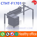 single design suitable for office style computer desk reception table meeting table from China