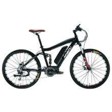 26inch Hidden Battery Mountain Fat Tire Electric Bike