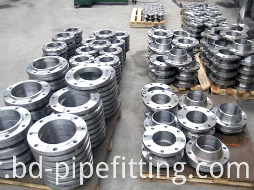 Ansi 4130 Slip On Flanges