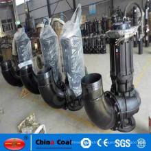 150ZJQ240-20-30kw Submersible slurry pump use high chromium cast steel