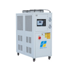 5ton 5HP Air Cooled Scroll Water Chiller for Injection Molding Machine