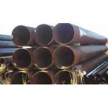 Tubo de aço sem costura e soldado