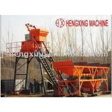 HZS35 concrete batching plant, cement concrete batching plant