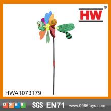 Блесток трехмерной животных насекомое новизна Windmill игрушка