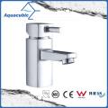 Solid Brass Chromed Body Basin Tap Bathroom Faucet (AF8102-6)