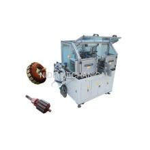 Machine de bobinage de bobines d'armature de rotor de moteur