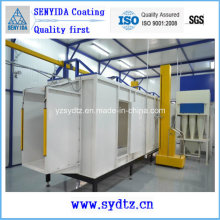 Hot Electrostatic Spray Painting Automatic Spraying Machine