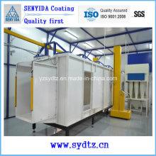 Máquina de pulverização automática da pintura de pulverizador eletrostática quente