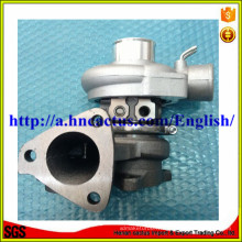 Td04 49177-01512 Turbocompresseur pour Mitsubishi 49177-01504 4D56