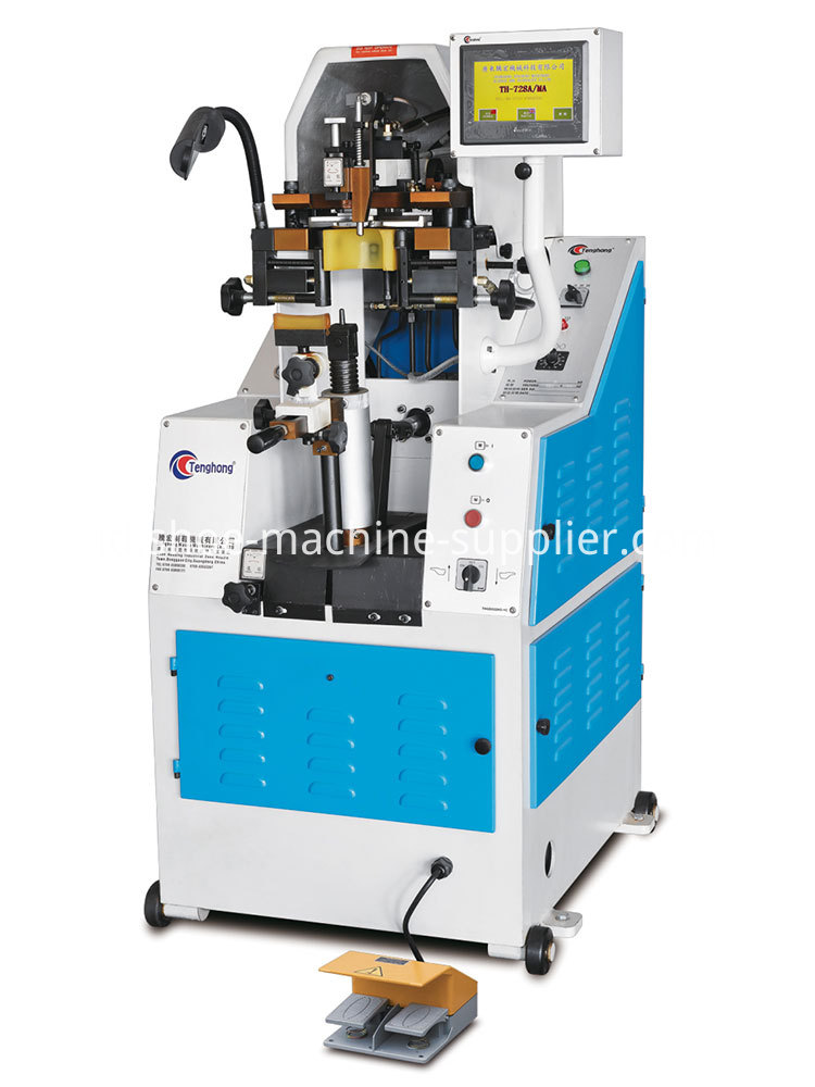 Heel Seat Lasting Machine