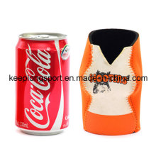 Customized Full Colors Printing Neoprene Can Cooler, Stubby Cooler, Stubby Can Holder