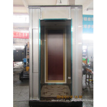 Mejor calidad elevador casa cabina de elevación