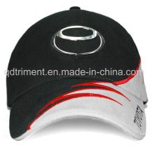 De alta calidad de emblema de bordado de sarga deportivo de béisbol (TRB037)