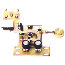 Yellow Elevator Door Lock For Lift , Elevator Component