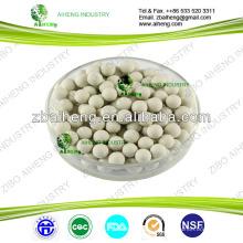 alkalische wasserfiltermedien für die trinkwasseraufbereitung orp antibatria bio ceramic ball