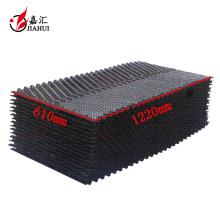 China torre de enfriamiento de contraflujo llena