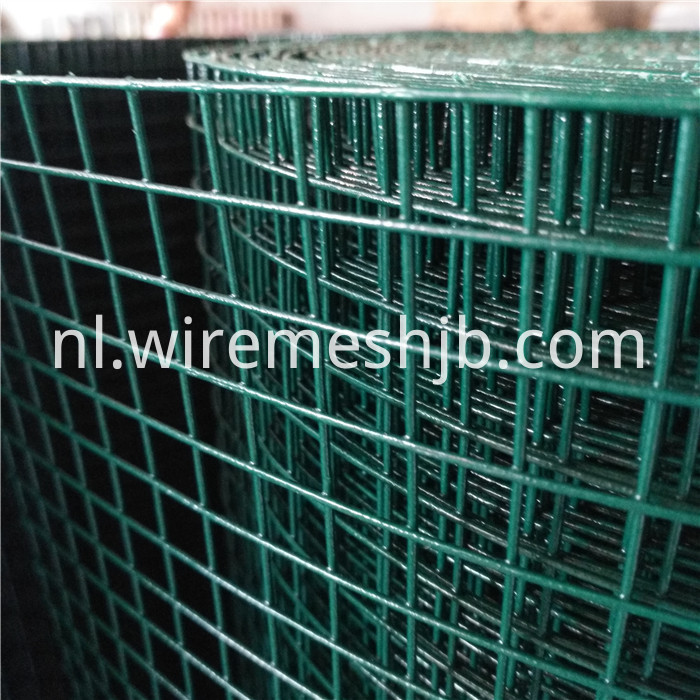 Green Welded Wire Mesh