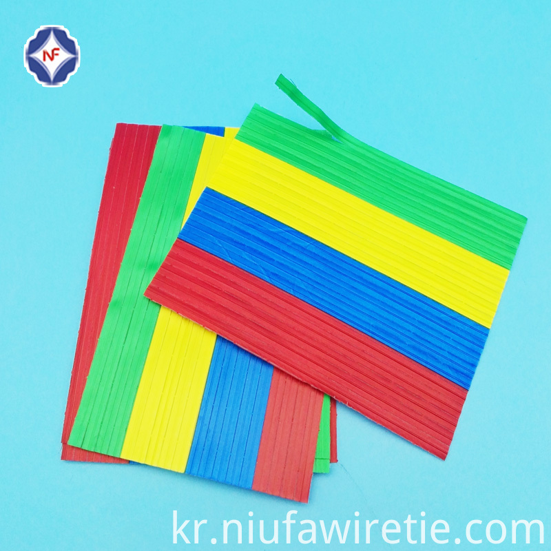 Colorfull Gang Twist Tie
