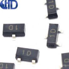 QHDQ3-- 100 1D SOT23 0.3A/300V NPN SMD Transistor New IC MMBTA42