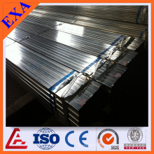 Clôture GI Rectangular Steel Pipe