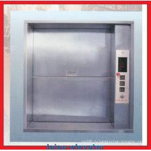 Дешевый ручной раздвижной дверной лифт