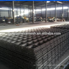 Barra de acero acanalada en frío de acero soldado de malla de acero de refuerzo (fabricante)