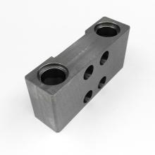 CNC machining metal part
