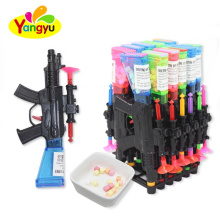 Tray Toy New Arrival Shooting Gun Toy with candy