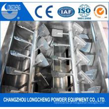 Máquina seca do misturador do arado do almofariz 10tph