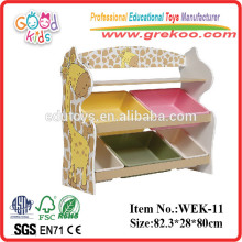 2014 novos gabinetes de madeira por atacado, gabinetes de madeira populares por atacado, venda quente gabinete de jardim de infância por atacado