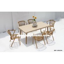 Новый дизайн стула и столовая мебель плетеная Мебель Bp-3023A