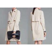 Ladies Retro Lapel Long Jacket Shawl Bonny Jacket
