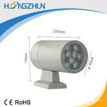 High-performance 9w led outdoor up and down wall light 110v dmx can light