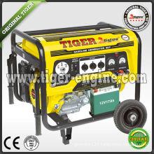 key start 3.5kva petrol generator