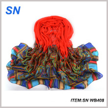 Wholesale Fashionable Cotton Voile Scarf