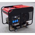führender Hersteller 10kw zwei Zylinder 3-Phasen-Diesel-Generator