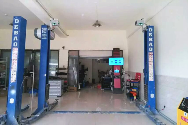 Wheel Aligner Equipments