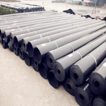 Venta caliente 1.5 mm relleno de línea del proyecto HDPE geomembrana