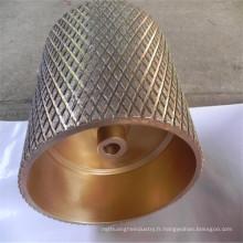 Chine fabricant broyeurs diamant turbo outil de roue de meulage