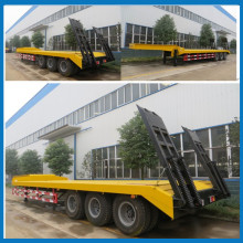 Heavy Duty 40-60 Ton Low Bed Excavator Truck S and Trailers