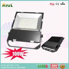 Iluminación de la inundación de 100W LED con Osram SMD 3030 3 Yeas Garantía Mejor precio y luz de inundación brillante estupenda de 200W 150W 80W 50W 30W 20W