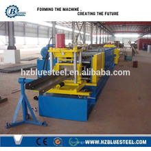 Automatically Changable Size Z Purlin Roll Forming Machine, Steel Structure Z Use Purlin Roll Forming Machine