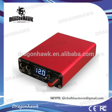 Wholesale Wireless Tattoo Power Supply A Tattoo Power Supplier and A Footswitch