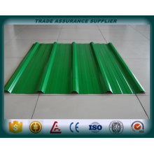 prepainted corrugated steel sheet /Prepainted corrugated steel roofing sheets