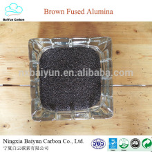 BFA Brown alumine fusionnée pour l'usure des matériaux résistant à l'oxyde d'aluminium prix