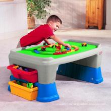 Пользовательские высокое качество детская игрушка таблицы, пластичная Прессформа