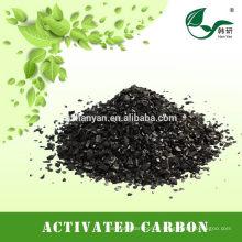 4 x 8 mailles de coco charbon actif à base de menthe masque à gaz